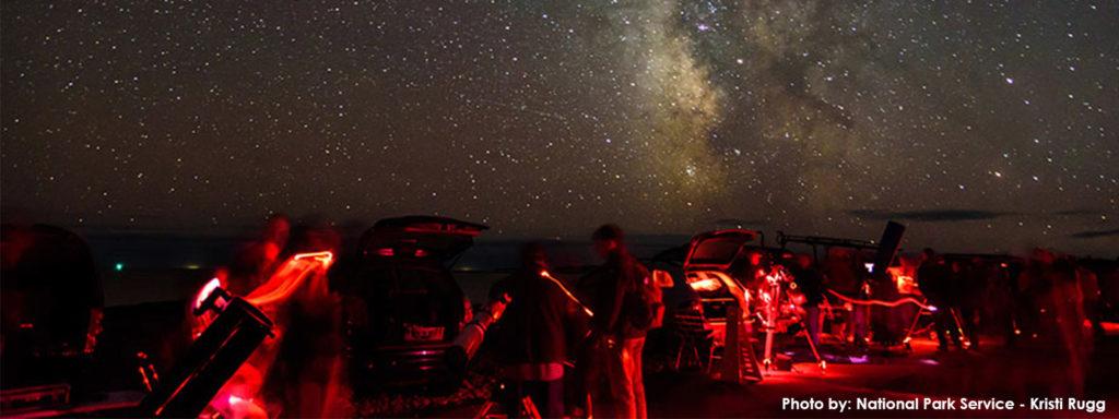 Photo credit National Park Service - Kristi Rugg